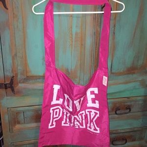 Victoria's Secret Pink Crossbody Messenger bag